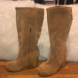 Vintage Ugg Mid Calf Boots 👢